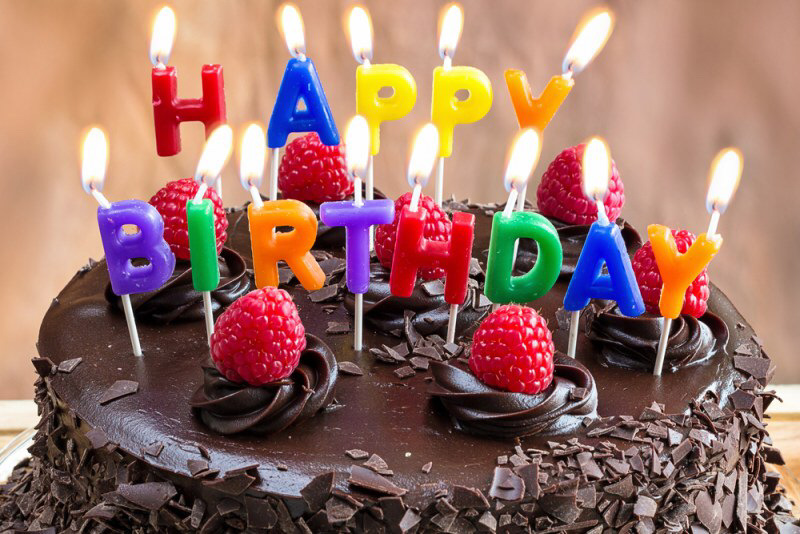 Забудем, открытки с днем рождения торт и свечи